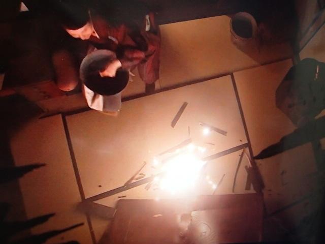 バケツ消火